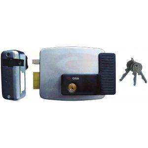 Cisa Electric Rim Lock